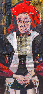 High_Priest_2012_AcrylicAndCollageOnCanvas_24inx54in