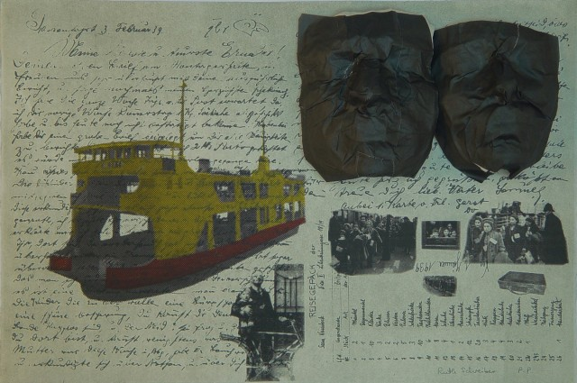 1. Kindertransport 15x22 inches (v small)