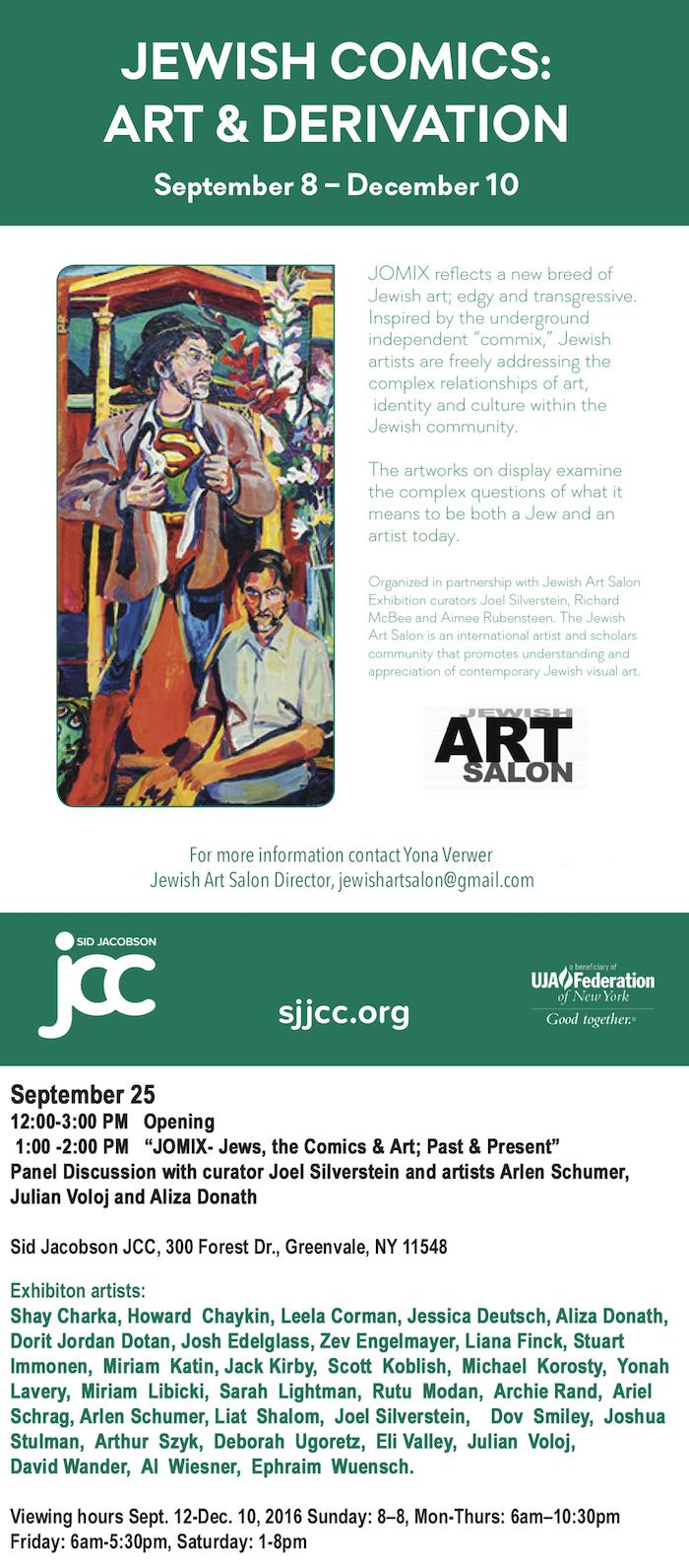 Jessica Deutsch Jewish Art Salon