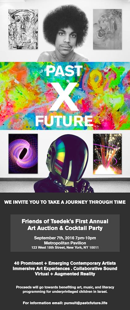 PASTXFUTURE - invite