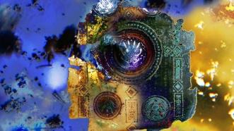 Rubin_Plankton+Hebrew-Egyptian-Manuscript - Cynthia B Rubin.jpg