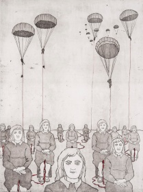 "Andi Arnovitz ""Parachutes"""