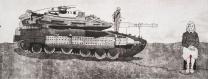 """Andi Arnovitz """"Tank"""""""